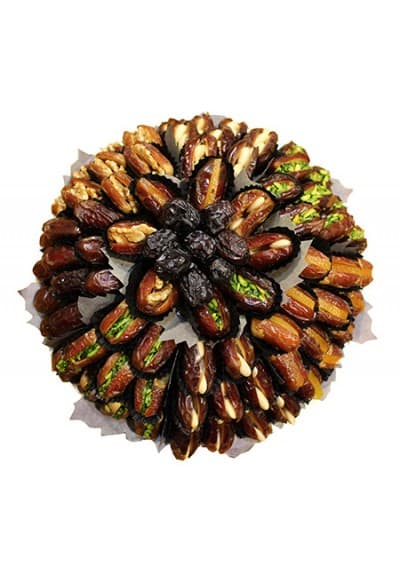 Assorted Dates Gift By Wafi Gourmet