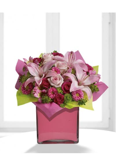 Lovely Pink Present