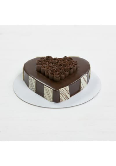 Chocolate Truffle Heart