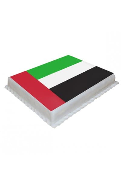 National Flag Cake