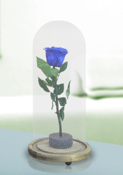 Preserved Rose - BLUE