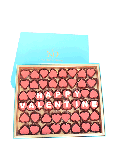 Valentine Special Heart Chocolate