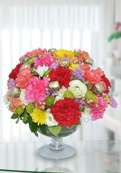 Sweet Colorful Bouquet