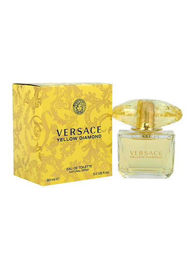 VERSACE YELLOW DIAMOND EDT HER 90ML
