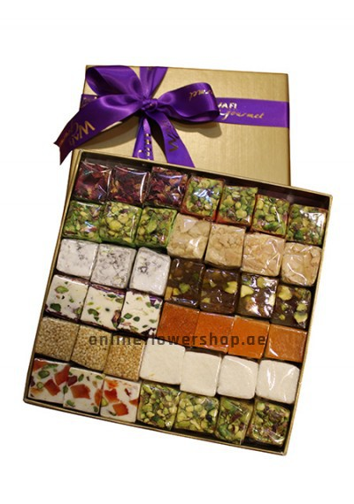 Assorted Malban & Nougha Medium Gift Box