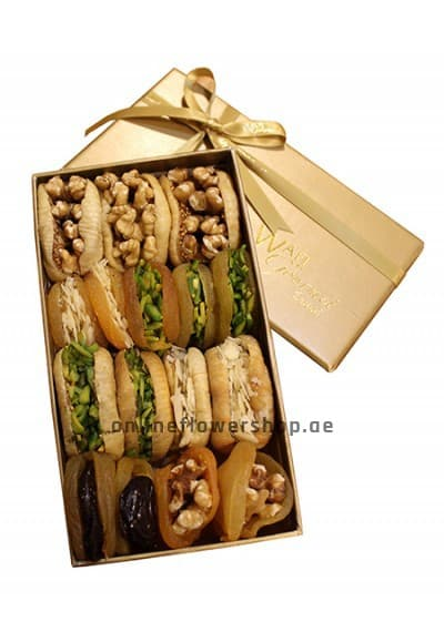 Dry Fruit In Luxury Box