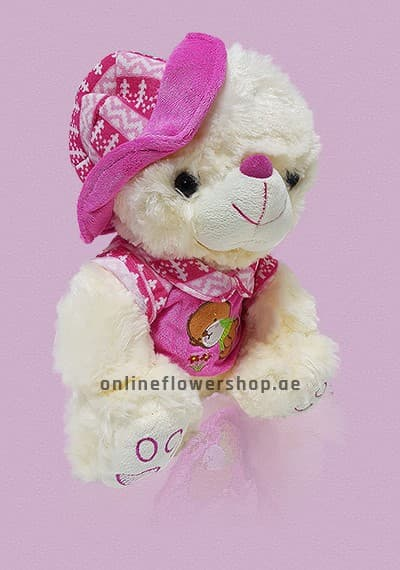 kid Pink Teddy