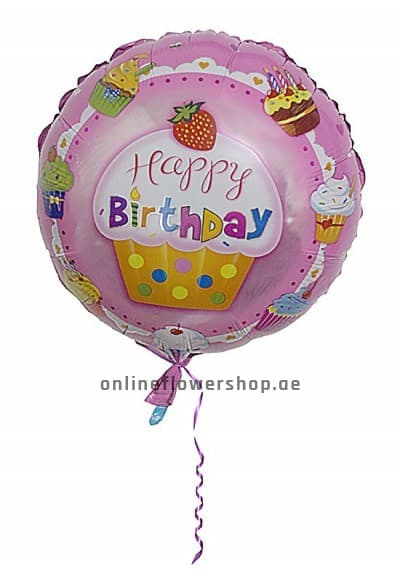 Birthday Balloon v2