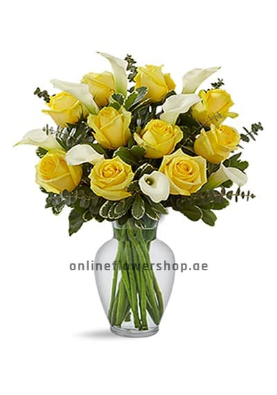 Spread the Sunshine Bouquet